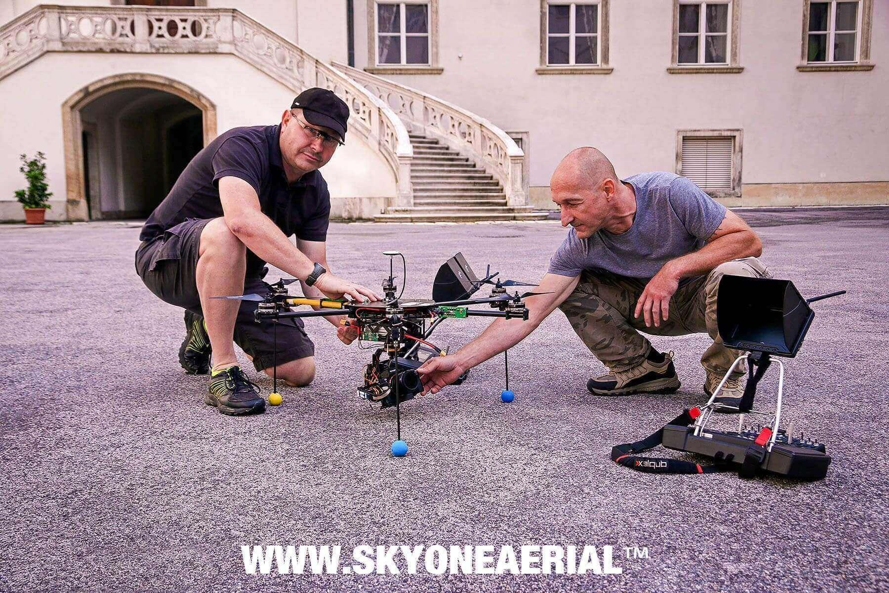 Team von SkyOneAerial